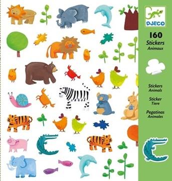 Bild von Djeco Sticker Tiere
