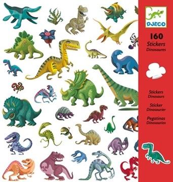 Bild von Djeco Sticker Dinosaurier