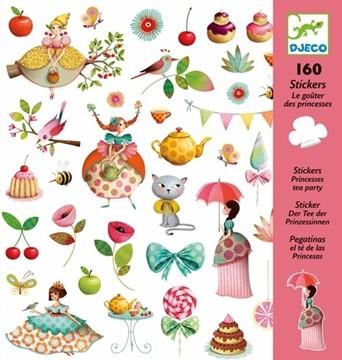 Bild von Djeco Sticker Teeparty