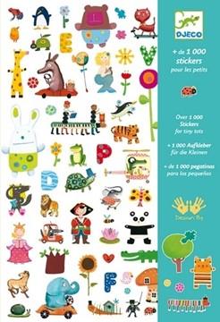 Bild von Djeco Sticker für die Kleinen