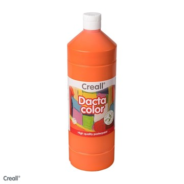 Bild von Dacta Color Plakatfarbe 500ml orange