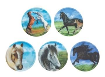Bild von Klettie-Set Pferde 5-tlg.