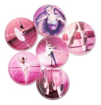 Bild von Klettie-Set Ballerina 6-tlg