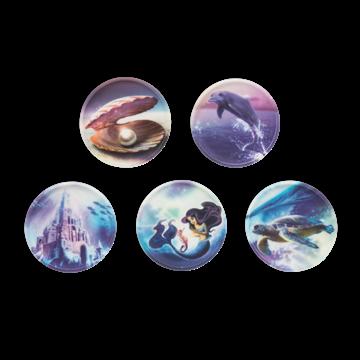 Bild von Klettie-Set Meerjungfrauen 5-tlg.