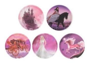 Bild von Klettie-Set Prinzessin 5-tlg.