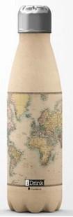 Bild von I-DRINK Thermosflasche 500ml map