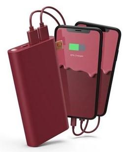 Bild von FRESH'N REBEL Powerbank 18000 mAh USB-C Ruby Red
