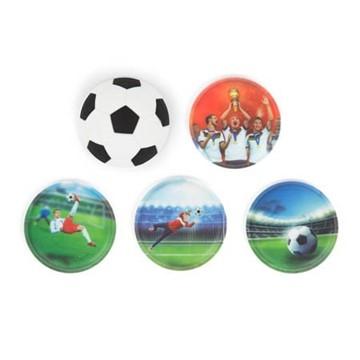 Bild von Klettie-Set Soccer 5-tlg. (3D-Klettie)