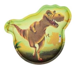 Bild von Glow in the Dark-Klettie Dinosaurier