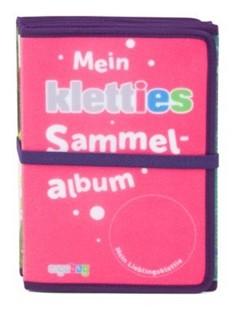 Bild von Kletties-Sammelalbum pink